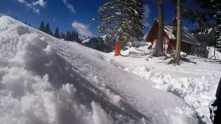 GoPro snowboard and Ski 2017