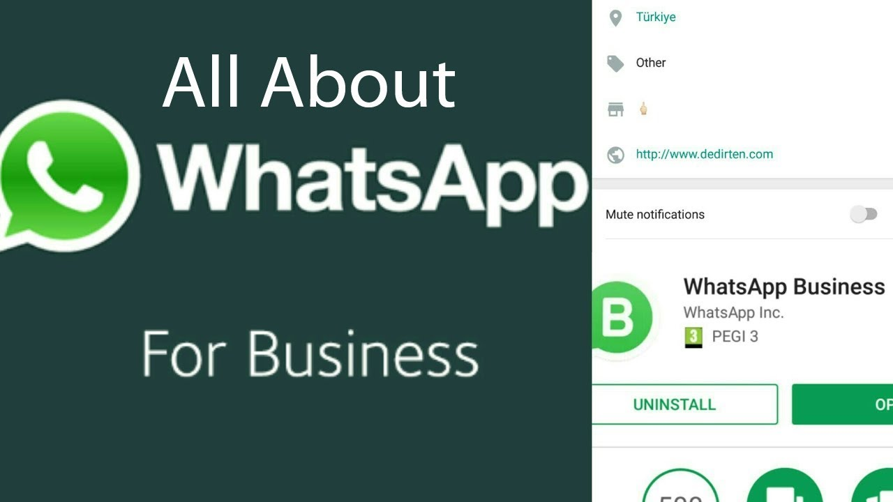 all about whatsapp bussiness what is whatsapp bussiness whatsapp