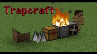 Minecraft Mod Review - Trapcraft