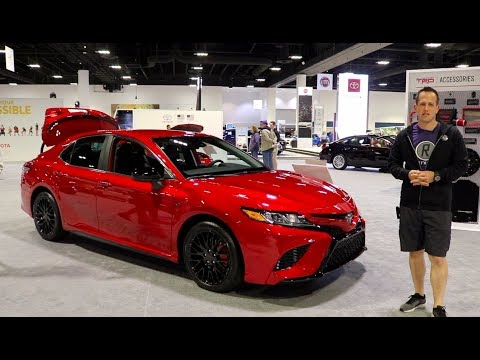 Why BUY the 2019 Toyota Camry or WAIT for the 2020 Camry TRD?