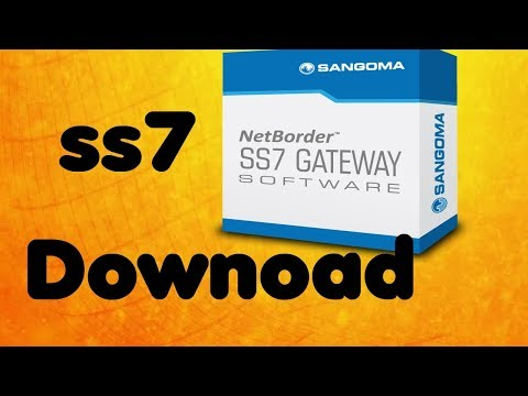 download ss7 get ss7 Networking telugu - YouTube