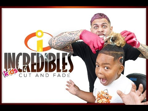 !! Incredibles Cut & Design Hair Art Video By Arod23pr