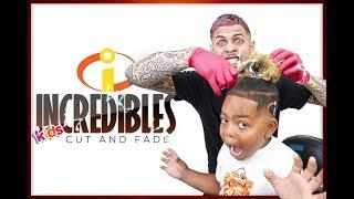 !! Incredibles Cut & Design Hair Art Video by Arod23pr