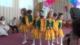 башкирский лирический танец