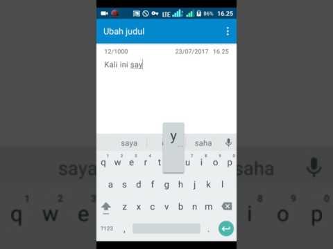 Ovpn tsel chat tkp Jakarta 23 juli 2017