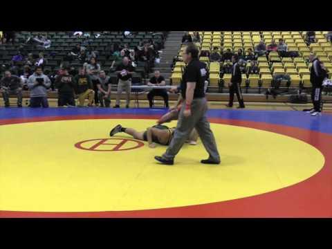 2016 Golden Bear Open: 100 kg Final Finn Higgins vs. Wayne Decoteau