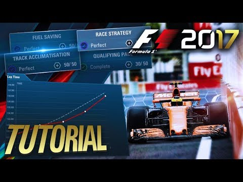 F1 2017 Driving Tips: How to Pass all Practice Programs