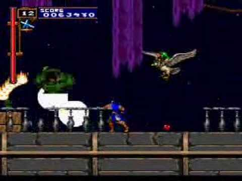 Rondo of Blood - PC Engine