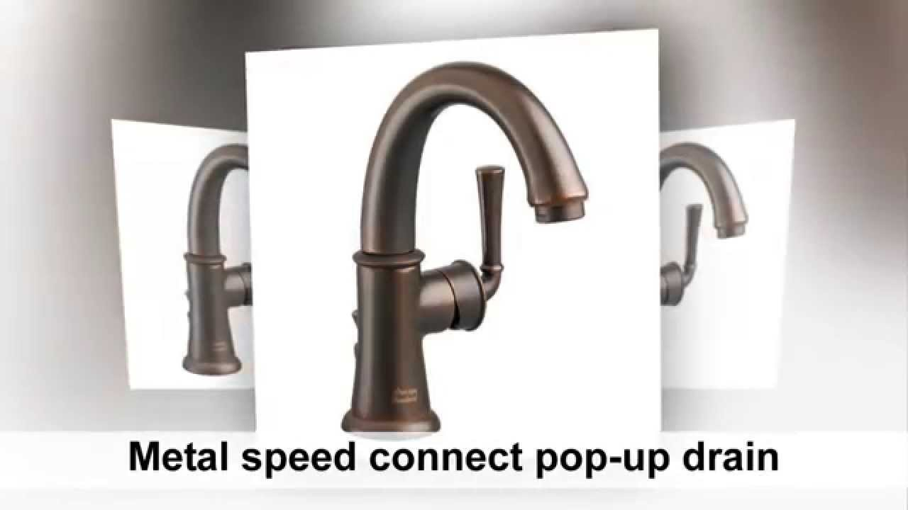 American Standard 7420 101 224 Portsmouth Monoblock Lavatory Faucet ...