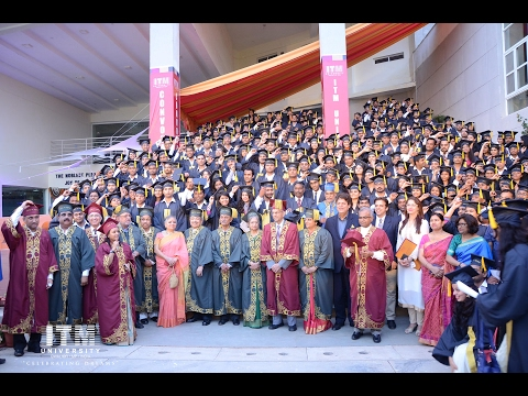 ITM University Convocation-2016 (Part-3)