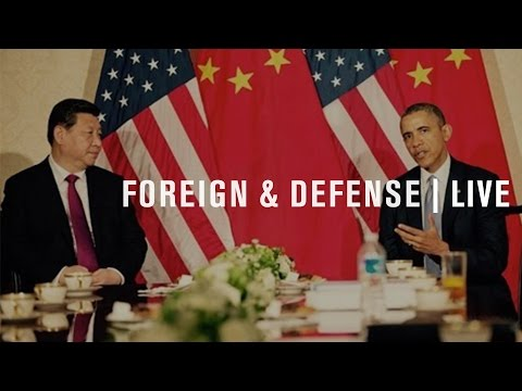 Balance of power in Asia: The United States versus China? | LIVE STREAM