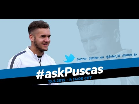 Live! #AskPuscas - InterNos ospita George Puscas 13.2.2015 14.00CET