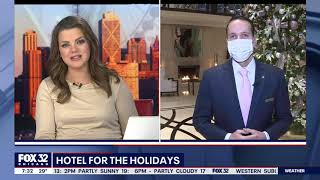Hotel For The Holidays 2020 Live on Fox Chicago