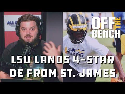 Can LSU Football Continue Recruiting Louisiana Talent?