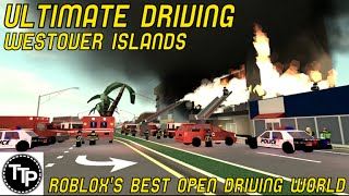 Roblox - UD: Westover Islands - FIRE UPDATE