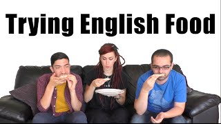 Trying English Food For The First Time - Maltese People React
