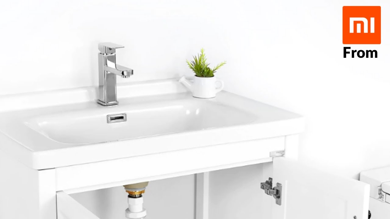 Xiaomi Bathroom Sink Accessories With Overflow Youtube
