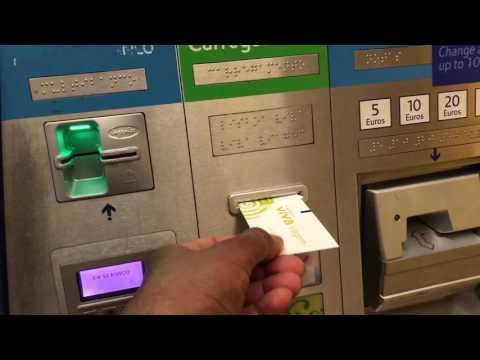 Viva Viagem Card Lisbon Metro Ticket