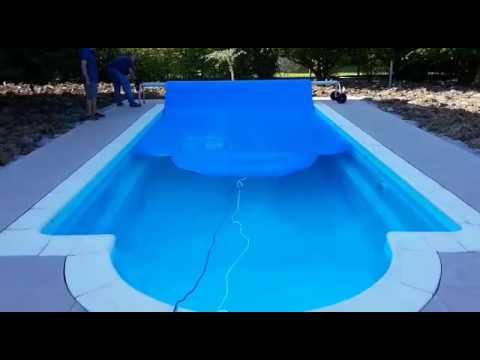 Copertura termica per piscina da esterno youtube - Copertura termica per minipiscina ...