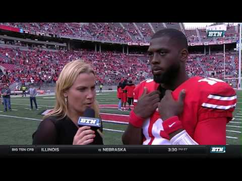Rutgers at Ohio State - Football Highlights