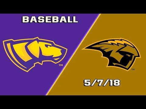 Baseball vs. UW-Oshkosh