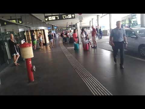 Аэропорт Швехат, Вена, Австрия