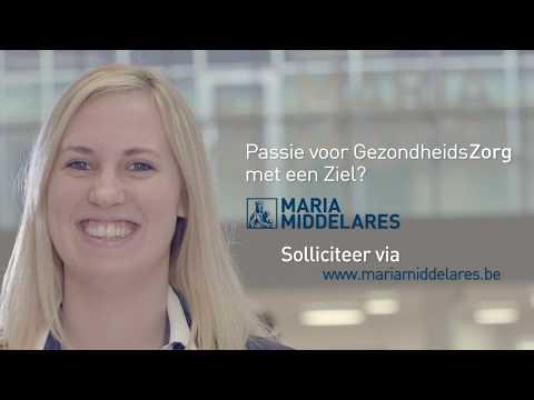 AZ Maria middelares zoekt talent!