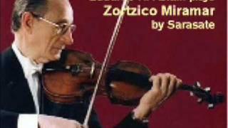Sarasate - Zortzico Miramar