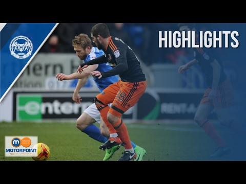 HIGHLIGHTS | Peterborough United vs Sheffield United