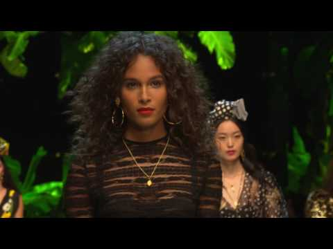 Dolce&Gabbana Summer 2017 Women's Fashion Show