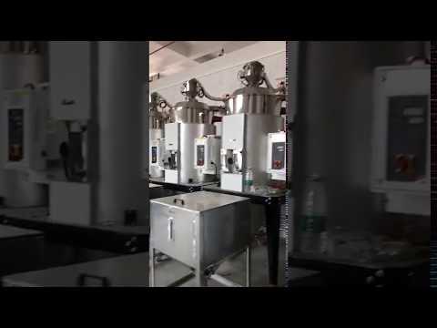 Plastic central feeding system plastic mixer hopper dryer hopper loader plastic crusher