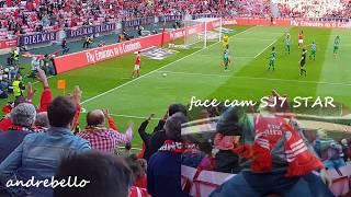 LANCE PENALTY & GOLO JONAS! Benfica (1x0) Moreirense