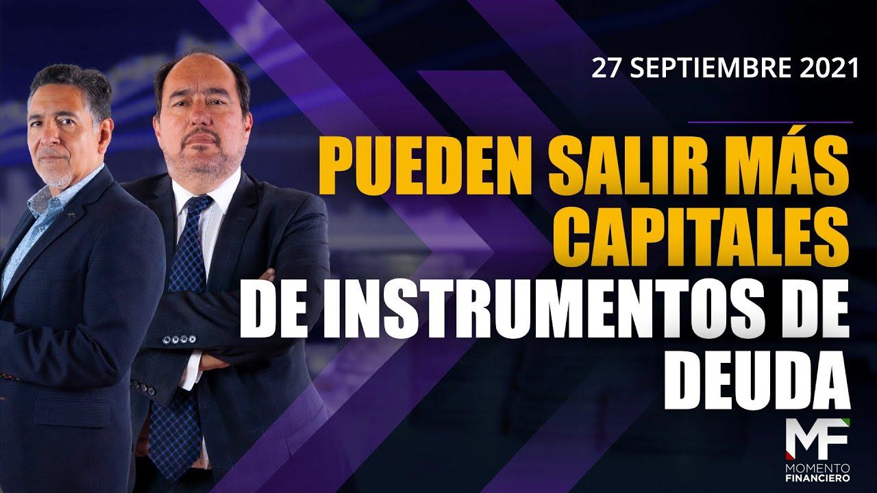 Download #MomentoFinanciero   Pueden salir más capitales de instrumentos de deuda