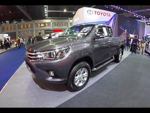 New 2018 Pickup Toyota Hilux Revo Smart Cab 2017, - YouTube