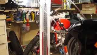 BMW R1100RT Throttle Body Sync