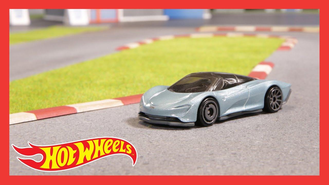 HW EXOTICS® in THE BIG RACE | @Hot Wheels