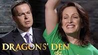 Peter Jones Isn't Impressed By Singing Mums | Dragons' Den