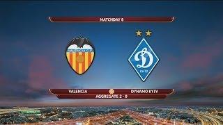 Video Gol Pertandingan Dynamo Kyiv vs Valencia CF