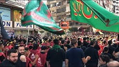 """""""Dir zu Diensten, oh Hussein"""": Hizbullah-Anhänger gedenken Martyriums"""