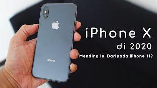 5 Alasan iPhone X WAJIB BANGET Dibeli di Tahun 2020 - Harganya Turun Banget!!!