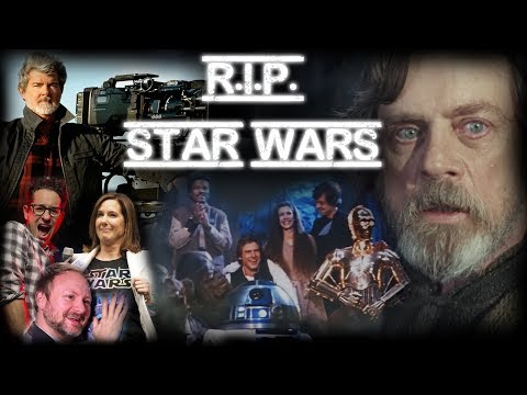 Star Wars - The Last Jedi: George Lucas screwed over by Disney