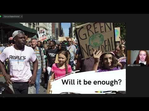 Sabrina Sforza - Are Environmental Changes a Threat to our Security?