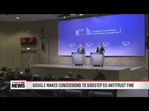 Google makes concessions to sidestep EU antitrust fine
