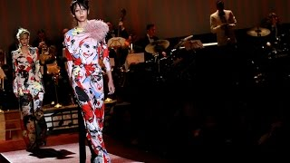 marc jacobs   spring summer 2016 full fashion show   exclusive   mj king
