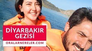Diyarbakır Gezilecek Yerler & Gölde Jetski Keyfi