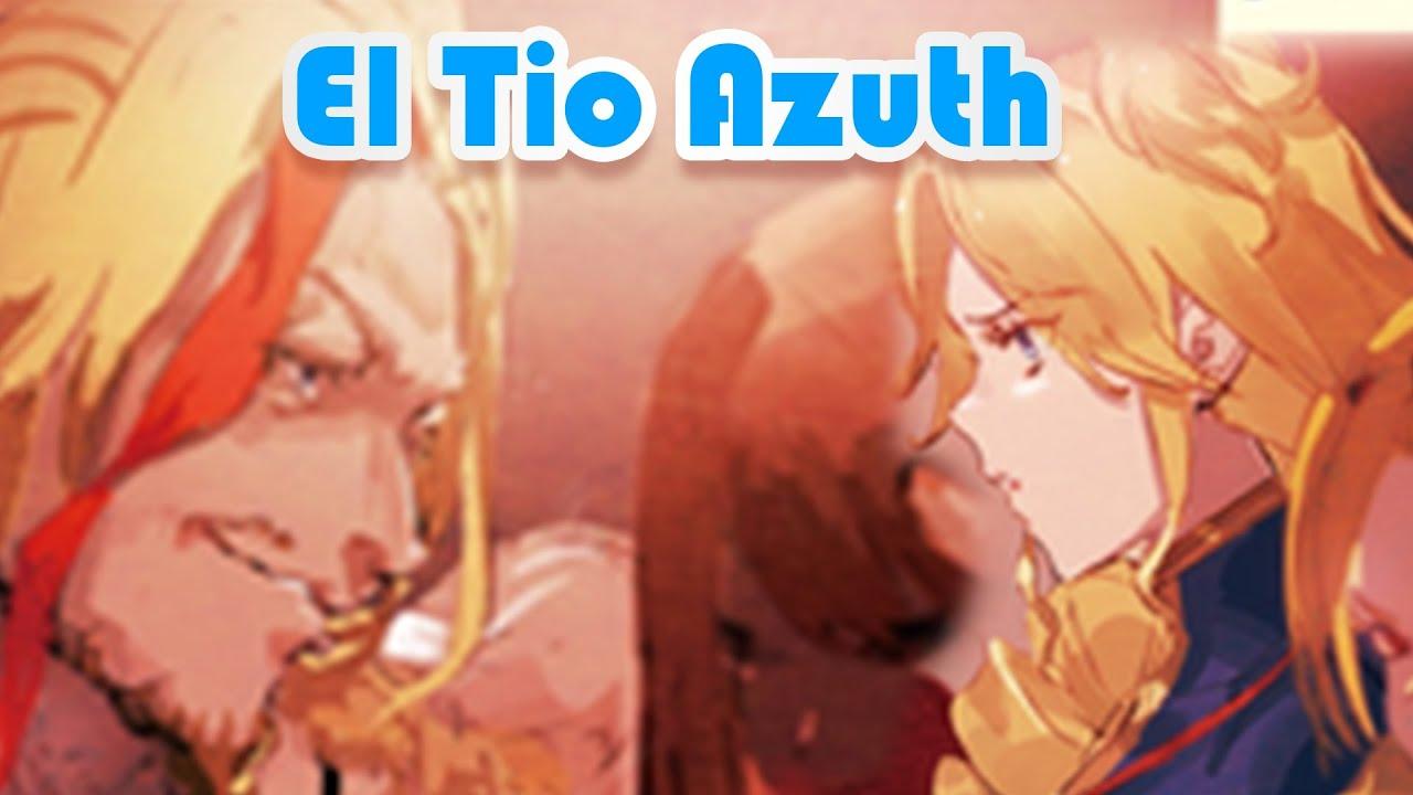 *OVERLORD* EL TIO AZUTH - vol 14 parte 4