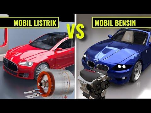 Mobil listrik Vs Mobil bensin Mp3