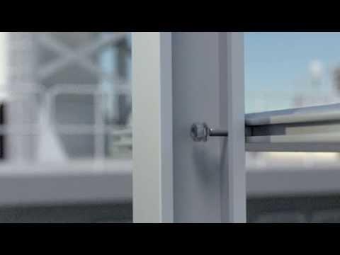 Aluminium Offshore - QUICKLOCK™ Aluminium Handrail and Walkway System