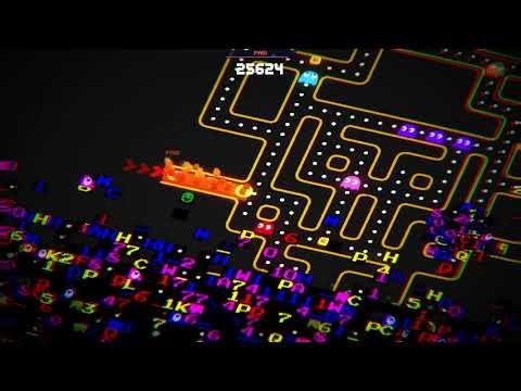 PAC-MAN 256 - High Score - 246,804 - Steam, Single Player