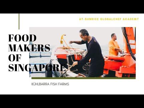 Food Makers of Singapore [Ep1]: Kühlbarra Fish Farms